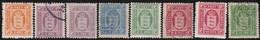 Danmark  .      Yvert   Service  4/10      .      O And *     .   Cancelled And Mint-hinged - Dienstzegels