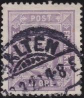 Danmark  .      Yvert   Service  18        .       O     .         Cancelled   .    /   .   Gebruikt - Dienstzegels