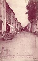 SAINT-GERMAIN-LAVAL RUE NATIONALE ET PLACE DE LA GENETINE - Saint Germain Laval