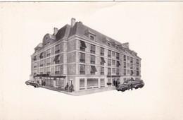 56. LORIENT. HOTEL BEAUSEJOUR. ANNEE 1957 - Lorient