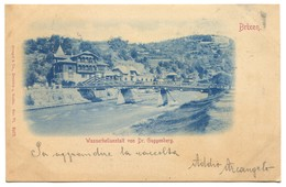 BRIXEN - ITALY, STENGEL & Co. Year 1899 - Altre Città