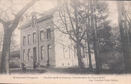 Brasschaat Brasschaet-Polygone Pavillon De M. Le Colonel Commandant De L'ecole De Tir - Brasschaat