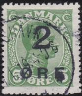 Danmark  .      Yvert   121    (2 Scans)        .       O     .         Cancelled   .    /   .   Gebruikt - 1913-47 (Christian X)