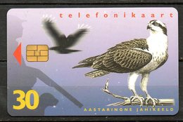 ESTONIE. Télécarte De 1997. Balbuzard Pêcheur. - Estonie