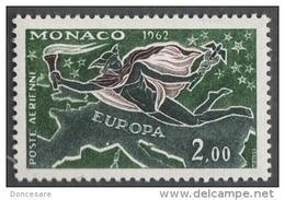 MONACO 1962 / 1964 N° 79 -  NEUF** - Airmail