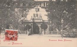 CPA  AUTRICHE FELDKIRCH  GRUSS PENSIONNAT STELLA MATUTINA - Feldkirch