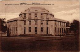 CPA AK Hamburg- Alsterdamm HAMBURG MITTE GERMANY (888366) - Mitte