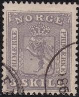 Norway    .      Yvert   7  (2 Scans)        .       O     .         Cancelled   .    /   .   Gebruikt - Noorwegen