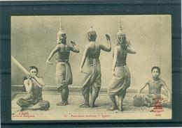 Pantomime Laotienne - TBE - Laos