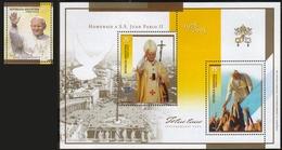 Argentina - 2005 - Personnalité S.S. Pape Jean-Paul II - Argentinië