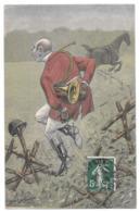 CPA..LLUSTRATEUR.....DELUC....BE...SCAN..CIRCULE 1909... - Autres Illustrateurs