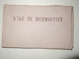 85 - Noirmoutier : L' Île De ..... - Carnet De 10 Cartes Postales - Noirmoutier