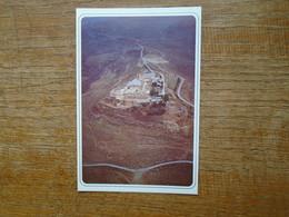 Jordanie , Mount Nebo , Siyagha , Aérial View - Jordanie