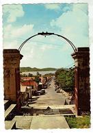 ANTIGUA - Newgate Street St John's Voyagée 1971- Bon état - Antigua & Barbuda