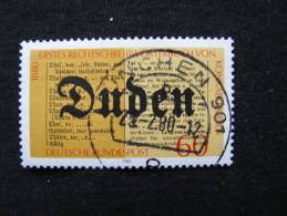 BRD   1039  O - [7] République Fédérale