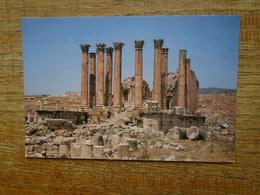 Jordanie , Jerash , Temple Of Artemis - Jordanie