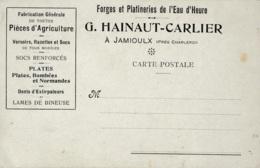 Forges Et Platineries De L'Eau D'Heure G.Hainaut-Carlier à Jamioulx - Ham-sur-Heure-Nalinnes