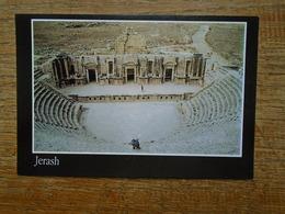Jordanie , Jerash , The Théatre - Jordanie