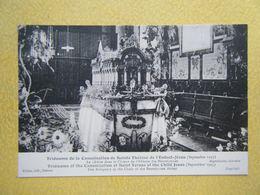 LISIEUX. L'Abbaye Des Bénédictines. Le Triduums De La Canonisation De Sainte Thérèse. - Lisieux