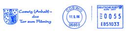 Freistempel 6765 Coswig Wappen - [7] República Federal