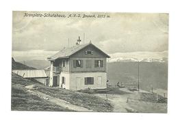 Ak Kronplatz - Schutzhaus - Um 1910 - Non Classés