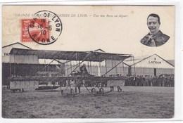 Grande Semaine D'Aviation De Lyon - Van Den Born Au Départ - ....-1914: Vorläufer