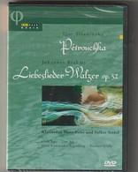 DVD    STRAVINSKY  Petrouchka  BRAHMS  Liebesder Walzer    Etat: TTB Port 110 Gr Ou 30 Gr - Concert & Music