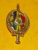 Gendarmerie Du TCHAD, Sécurité Présidentielle, 2 Pontets, FABRICANT UGECOMA PARIS, ETAT VOIR PHOTO  . POUR TOUT RENSEIGN - Police