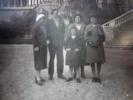(±) 1920  Photographie JARDIN ZOOLOGIQUE DE MARSEILLE --☛  PALAIS LONGCHAMP Photos Photo Originale SUZANNE / EUGÈNE - Luoghi