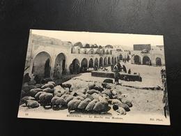 99 - MEDENINE Le Marché Aux Moutons - Tunisie