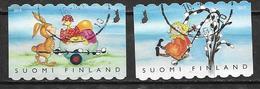Finlande 2019 N° 2588/2589 Oblitérés Pâques - Finland