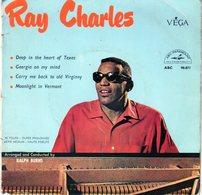 Ray Charles - Deep In The Heart  Of Texas - Véga ABC-Paramount - ABC 90.871 - 1966 - - Soul - R&B