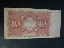 10 Rubles 1922 RSFSR UNC Коллекционный Крестинский Сапунов - Rusland
