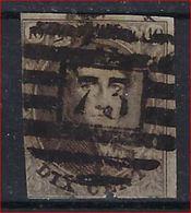 Medaillon 10 Cent Met ONBEKENDE 8 - Barrenstempel P73 ( Misschien Van LUIK / LIEGE ) ; Staat Zie 2 Scans ! RRRR - Belgium