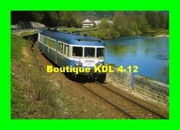 RU CT 30 - Autorail X 2810 Vers VAUX LES SAINT-CLAUDE - Jura - SNCF - Otros Municipios