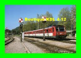 RU CT 33 - Autorail RGP X 2740 En Gare - LA CLUSE - Ain - SNCF - France