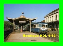 RU CT 34 - Autorail X 2810 En Gare - LONS LE SAULNIER - Jura - SNCF - Lons Le Saunier