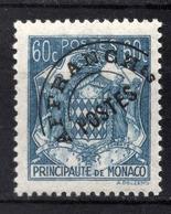 MONACO 1943 / 1951 - N° 1 -  NEUF** /6 - Preobliterati