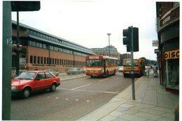 35mm ORIGINAL PHOTO BUS UK HENLEY OXFORDSHIRE - F183 - Photographs