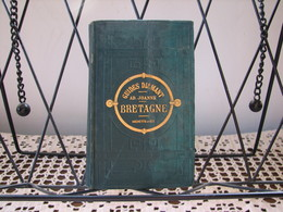 0002 BRETAGNE Guides DIAMANT AD. JOANNE - 1801-1900