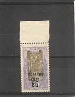 Oubangui- Chari - Moyen Congo _ (1924 ) N°62 /A _signé Brun Neuf BDF - Ubangui (1915-1936)