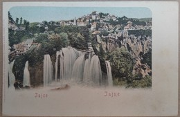 BOSNIA & HERZEGOVINA, JAJCE, ORIGINAL RARE OLD POSTCARD - Bosnia And Herzegovina