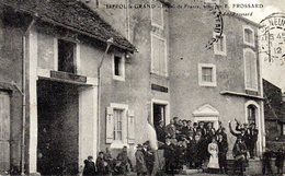Liffol Le Grand  Hotel De France  E Froissard - Liffol Le Grand