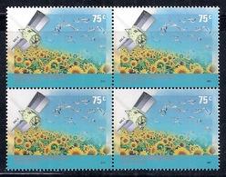 Argentina - 2001 - Protection De L'environnement - Satellite SAC-C - Nuevos