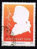 Österreich 2006, Michel# 2572 O Mozart In Vienna - 1945-.... 2. Republik