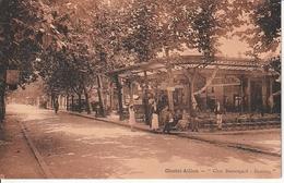 """CHATELAILLON  --- CHATEL - AILLON -- """" Chez Beauregard - Dancing """" - Châtelaillon-Plage"""
