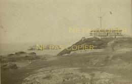 SANTANDER Bords De Mer Vers 1880 Fotografia Vintage Espagne Espagna - Lieux