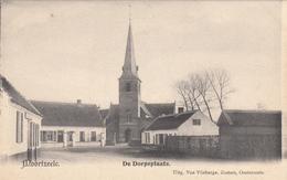 Moortzeele  Moortsele   Oosterzele   De Dorpsplaats - Oosterzele