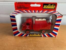 Solido 2121, Marmon Pompiers - Solido