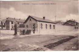 LIMOGES  - Caserne Jourdan  ( Garde Mobile) - Limoges